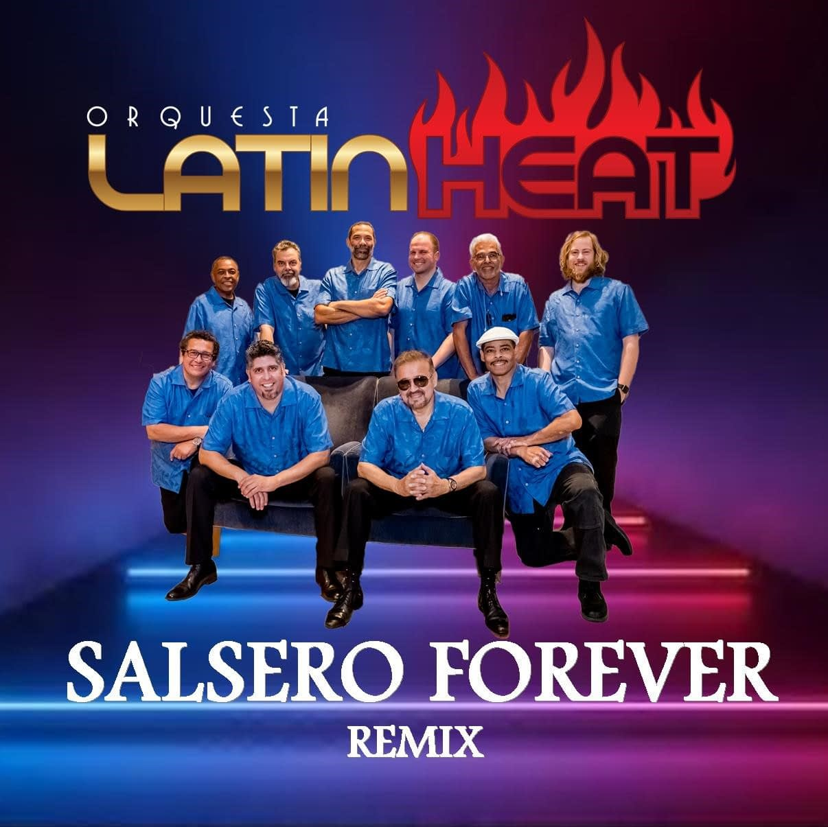 Salsero Forever (remix) - Orquesta Latin Heat