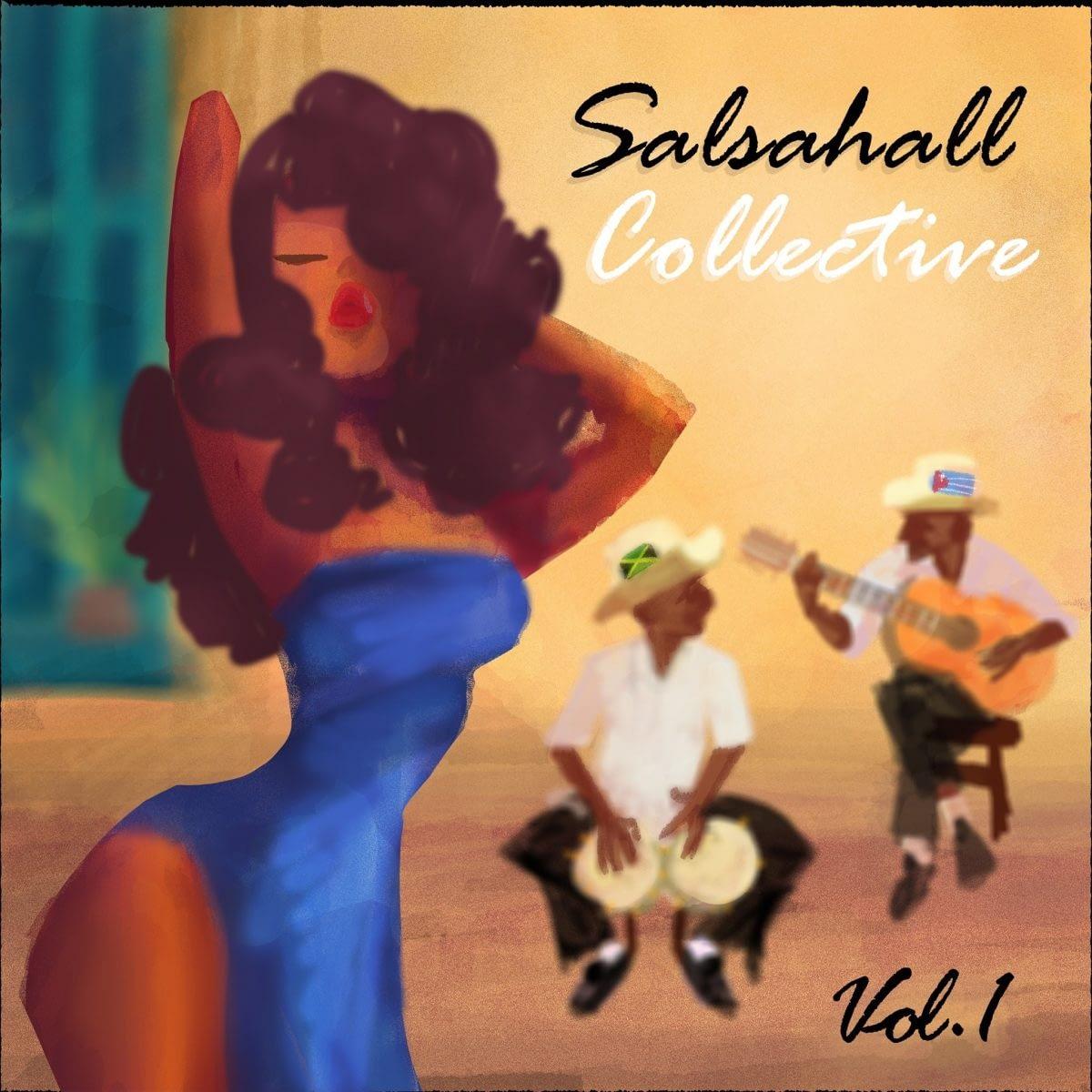 Makes The Raggamuffin - Salsahall Collective