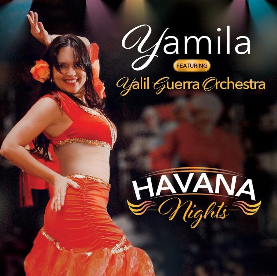 Estampas De Mi Barrio - Yamila feat. Yalil Guerra Orchestra
