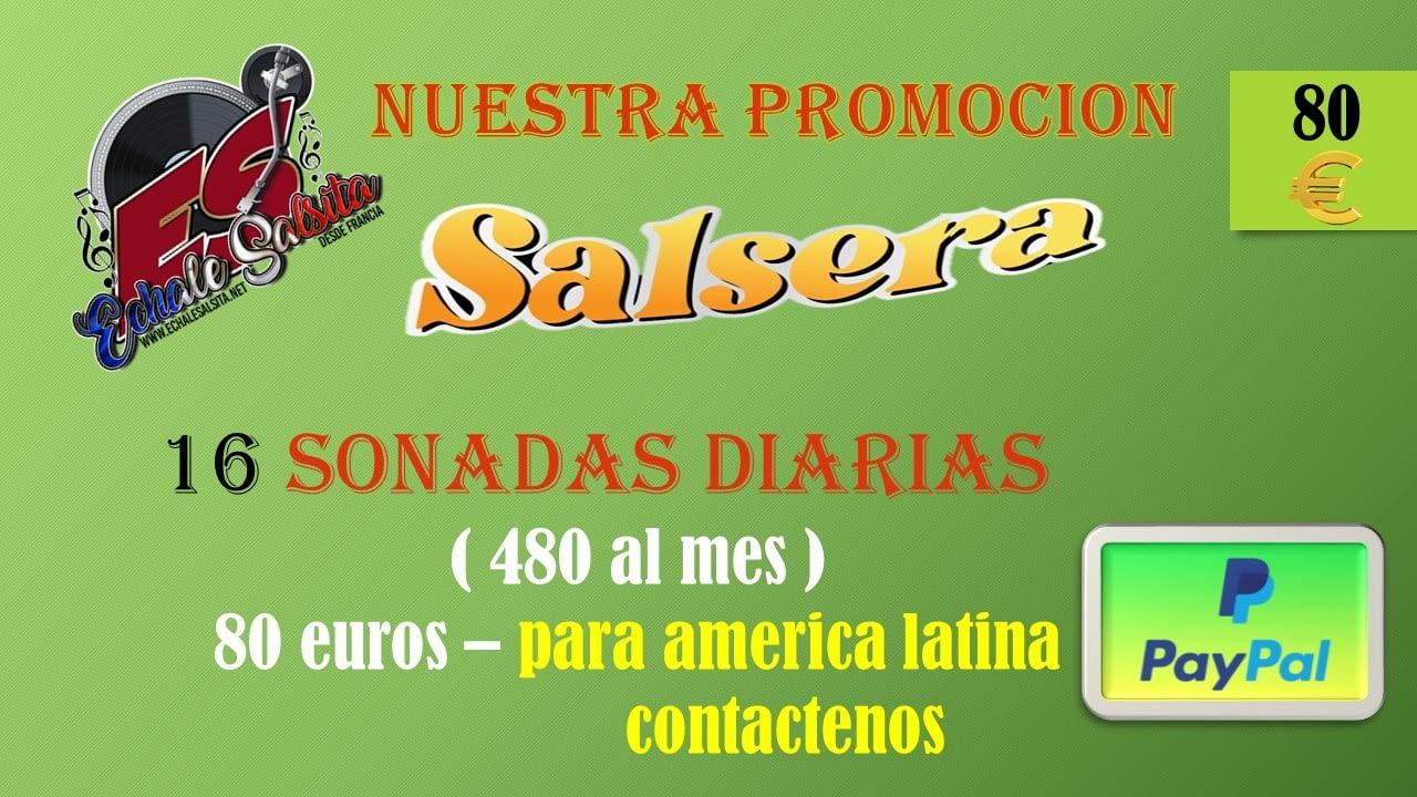 salsera 3