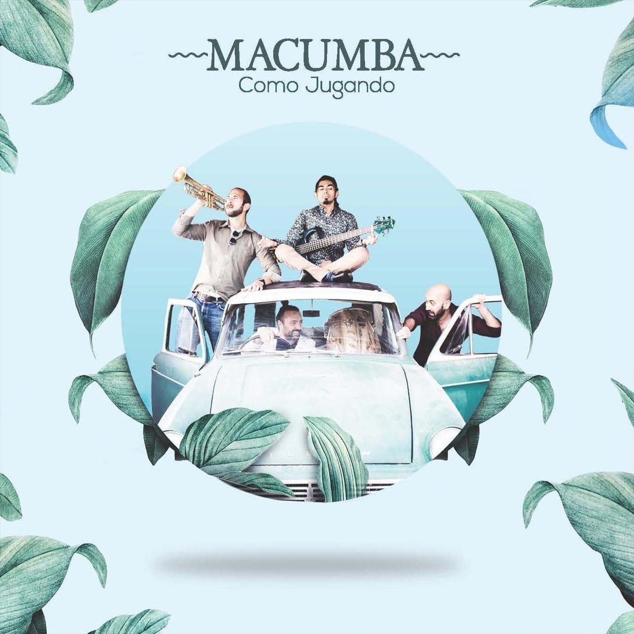 Mombassa - Macumba (Chipre) feat. Alberto Caicedo