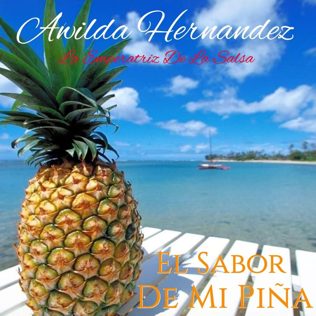 El Sabor De Mi Piña - Awilda Hernandez